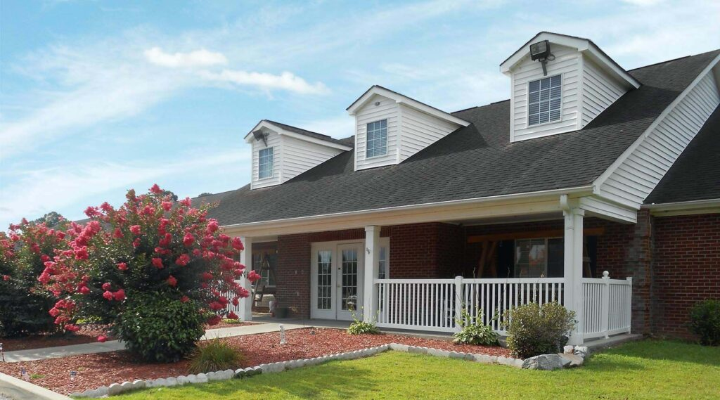 Ahoskie House home of exceptional senior living