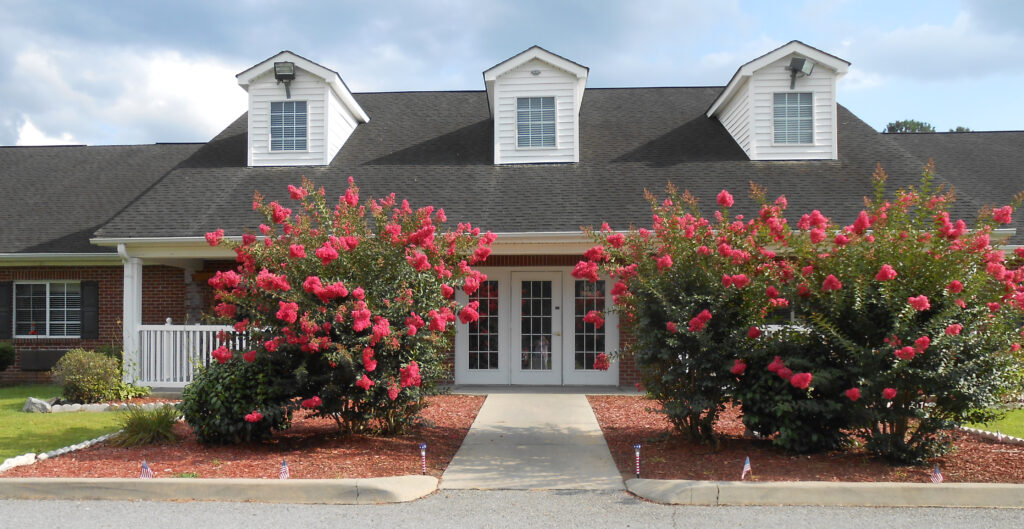 Ahoskie House in Ahoskie North Carolina